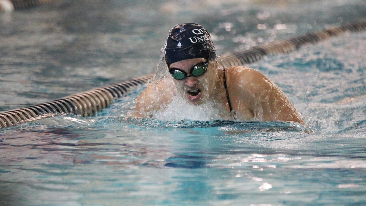 Queens Men/Women Defeat DIII Powerhouse Emory