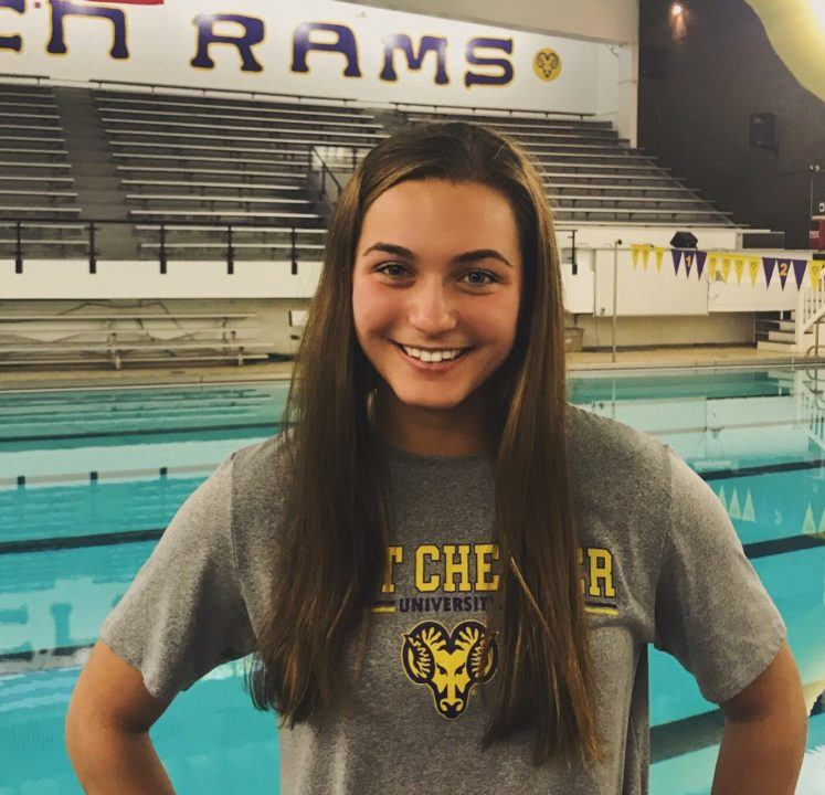 Ann Carozza Verbally Commits to WCU Golden Rams