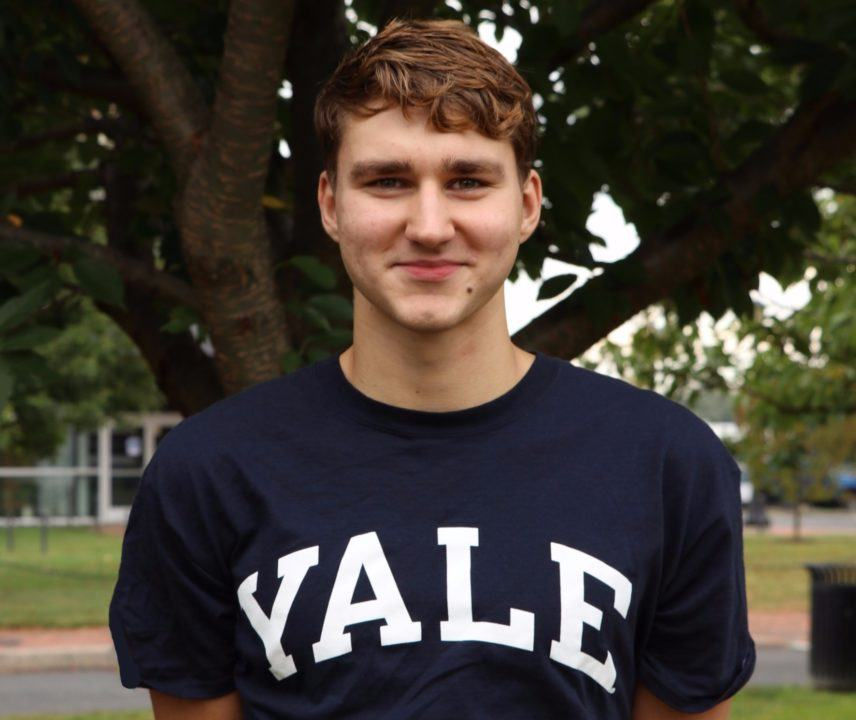 Yale Men Shock with School-Record 200 Free Relay at OSU Invite Night 1