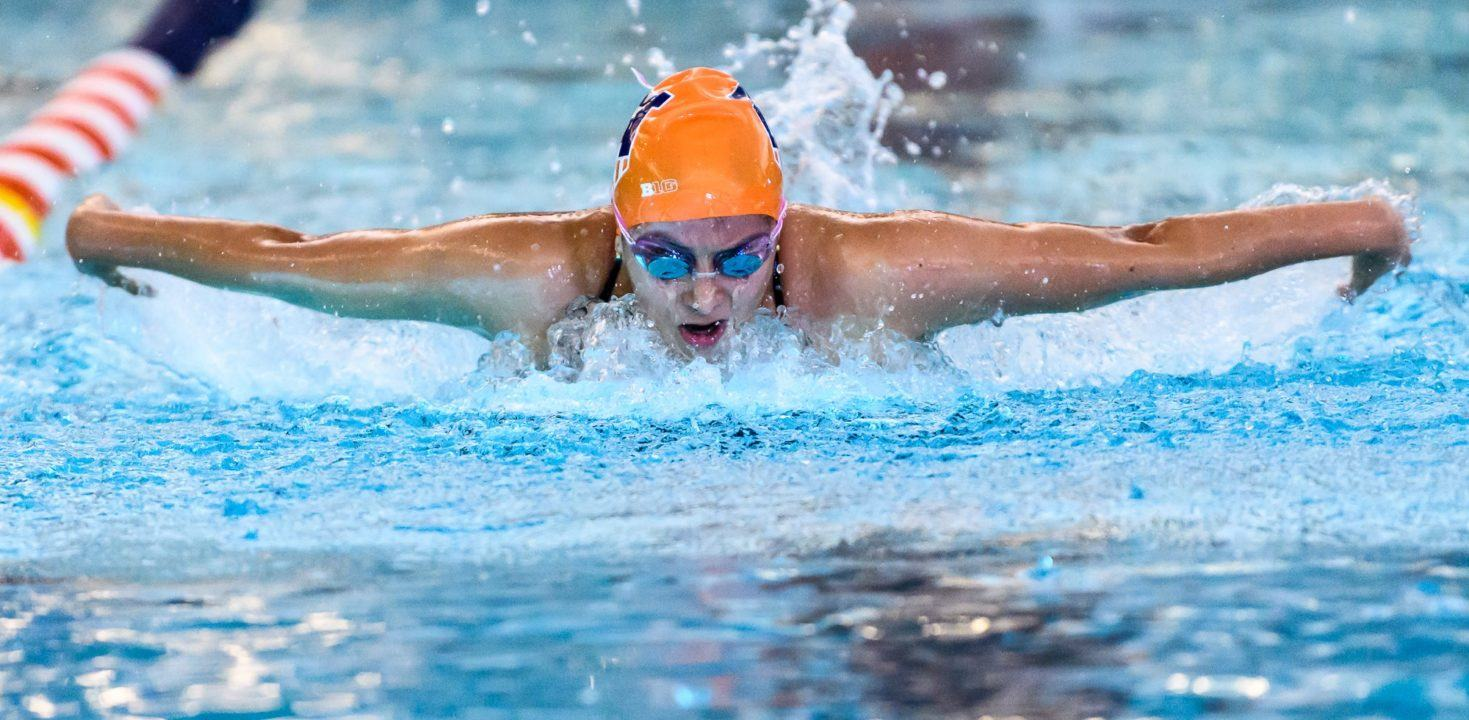 Illinois To Begin Busy Weekend With Home Tri-Meet