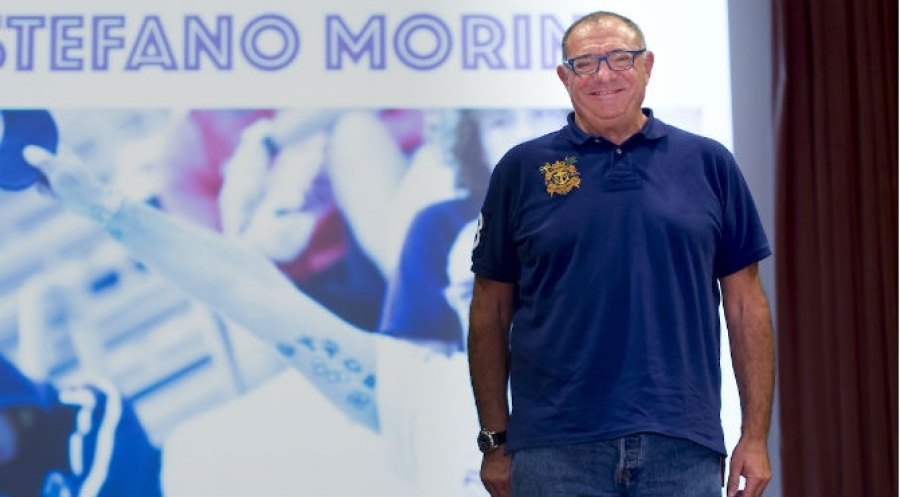 """Stefano Morini allenatore dell'anno-Pellegrini:""""per me ha vinto Matte"""""""
