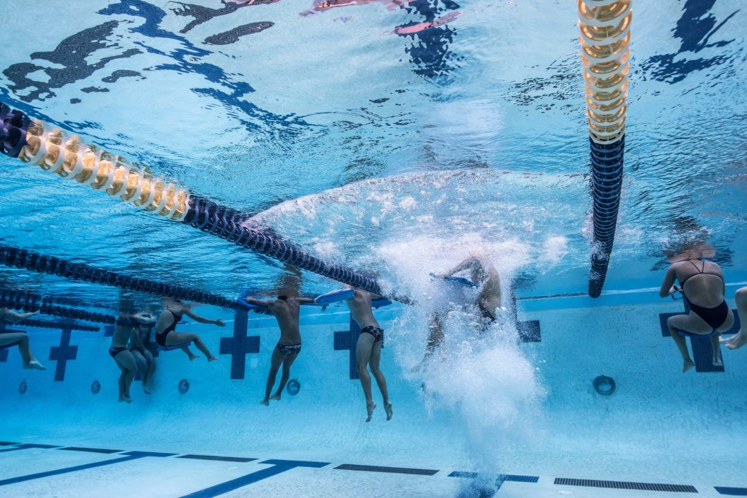 Ask Swim Mom: When The Thrill Is Gone