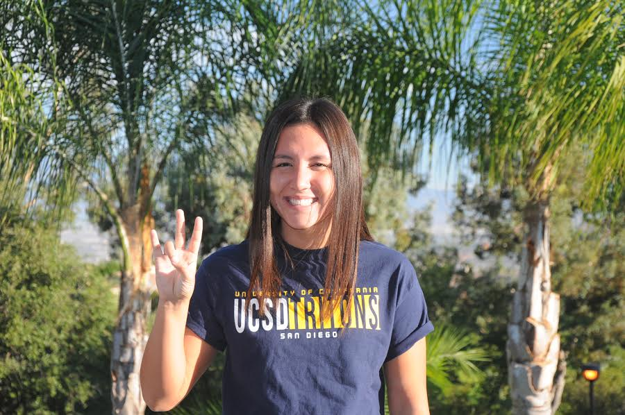 David Marsh's 3rd UCSD Verbal Commit Will Start College at Age 16