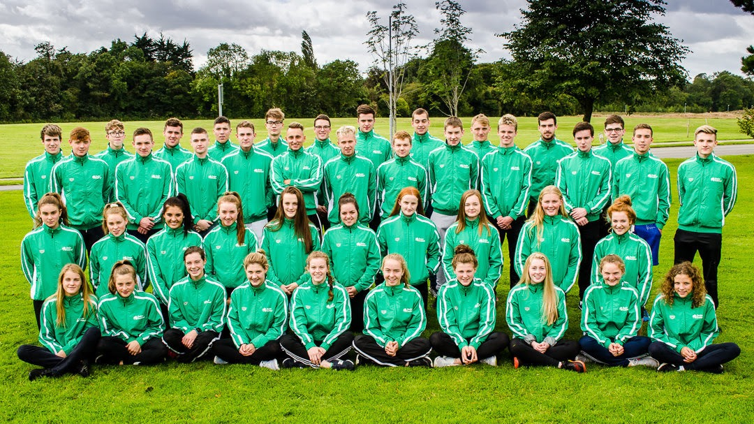 Swim Ireland Announces 2017-18 National Squad