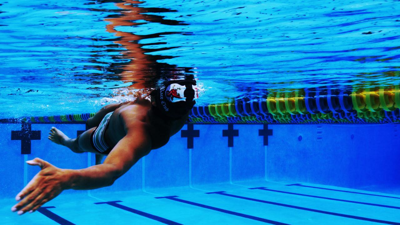 Keep Your Head Still In Backstroke