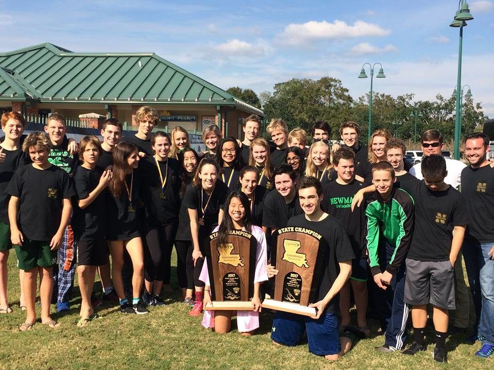 Isidore Newman School Sweeps LHSAA 4A State Meet for 3rd Straight Year