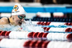 16-Year-Olds Grimm and Keating Post Top-Five 100 BR Times