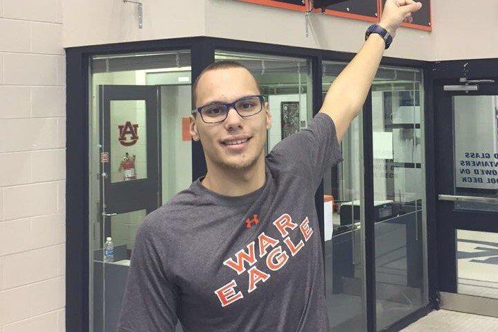 Auburn Snags Rising Bulgarian Star, Jr Worlds Medalist Antani Ivano