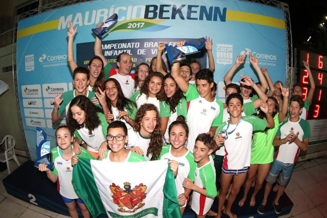 Curitibano Tops Speedy Brazilian Youth Summer Championships