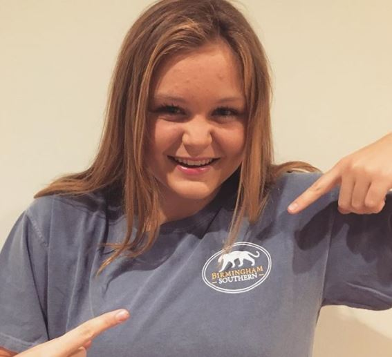 Two-sport Athlete Annalane Lee Commits to Swim for Birmingham Southern