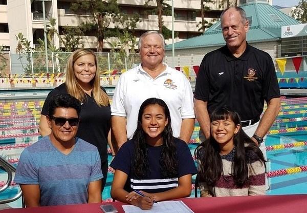 2x CCCAA Champ Melissa Cienega Signs NLI with Cal Baptist