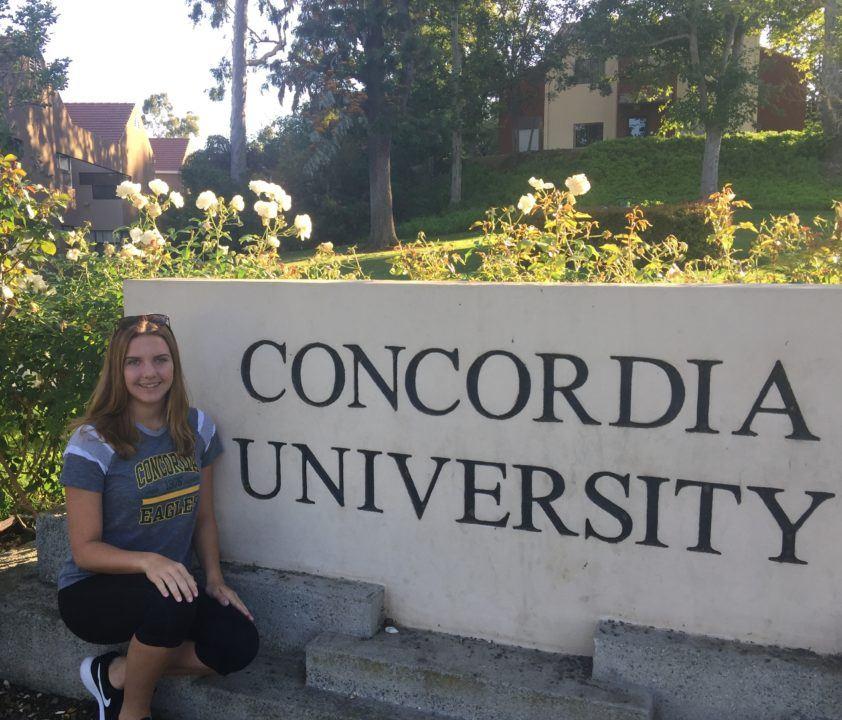 Katelyn Thomas Commits To Newly D2 Concordia University Irvine