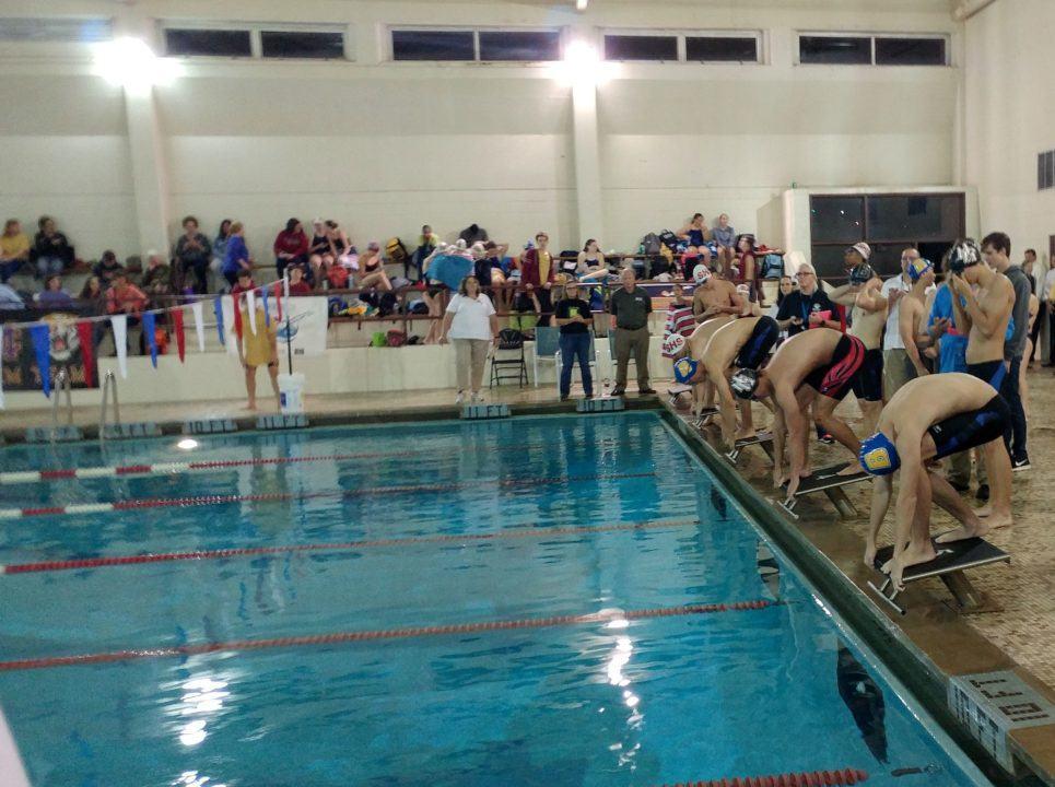Buckhorn Bucks Swim To Madison County Championship