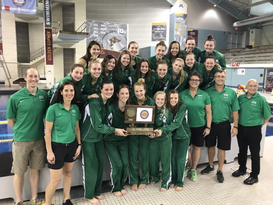 Gopher Commit Kelli McCarthy Leads Edina to 101-Point AA State Title