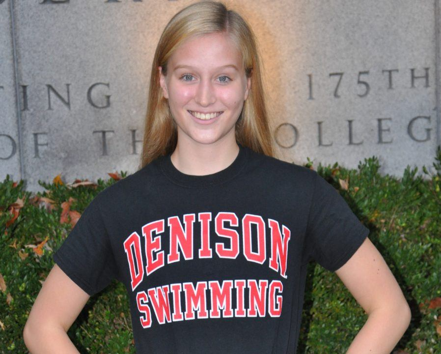 Julia St. John Announces Commitment to Denison Big Red