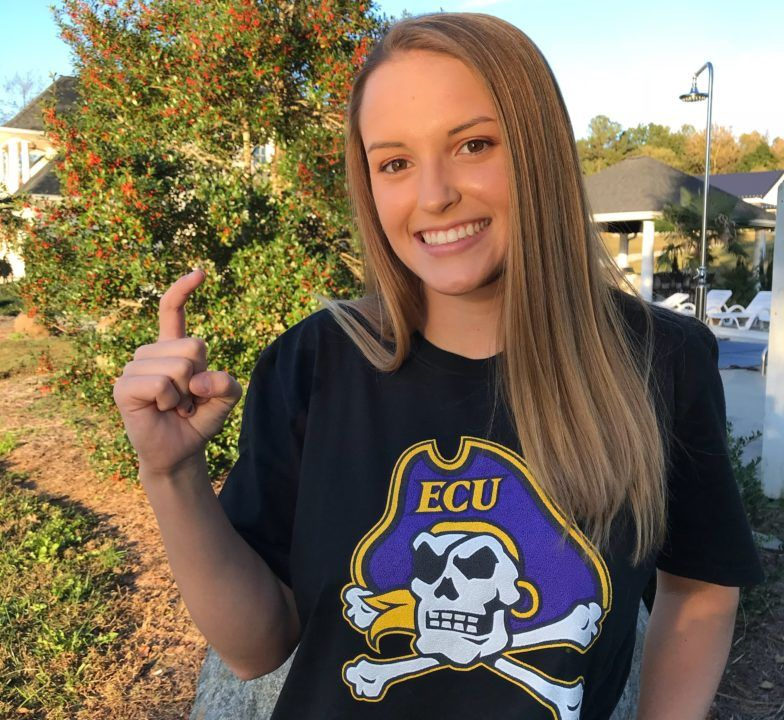 NCHSAA 1A/2A Champ Kathryn Morrison Sends Verbal to ECU