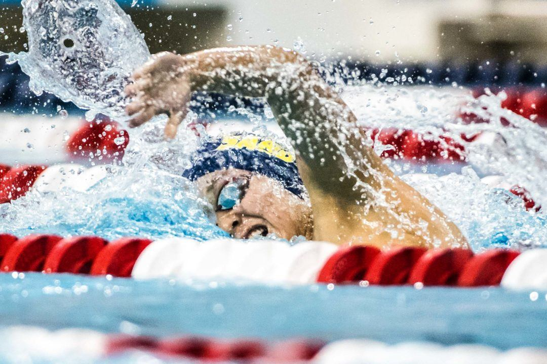 Top Junior Contenders For Team USA's Junior Pan Pacs Squad