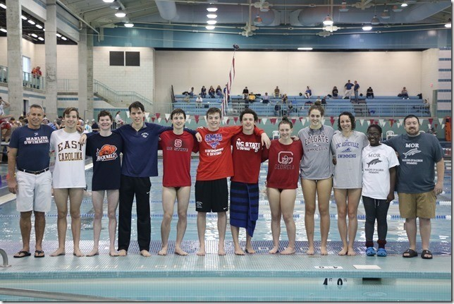 11 MOR Swimmers Commit During Early Signing Period