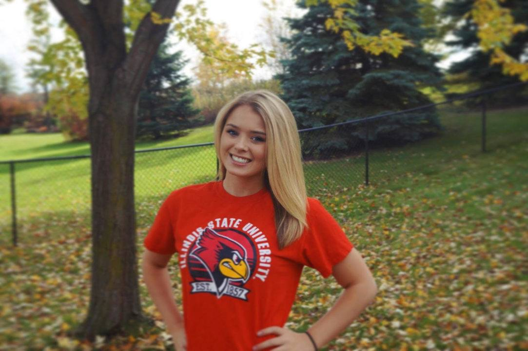 Free/Fly Specialist Liz Thull Commits to Illinois State