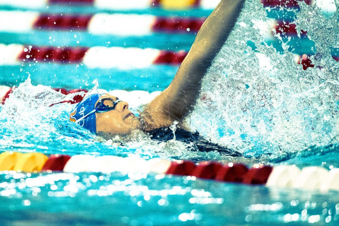 Top 20 NCAA Swimming Recruits in the Girls High School Class of 2019