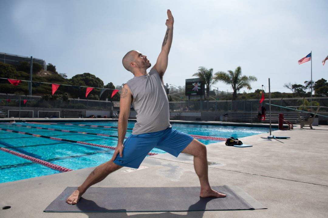 Yoga for Swimmers: Four Essential Yoga Poses for Every Swimmer