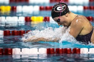 Margalis Takes Over PSS Lead, Ledecky Charges; Kalisz/Grothe Hold Even