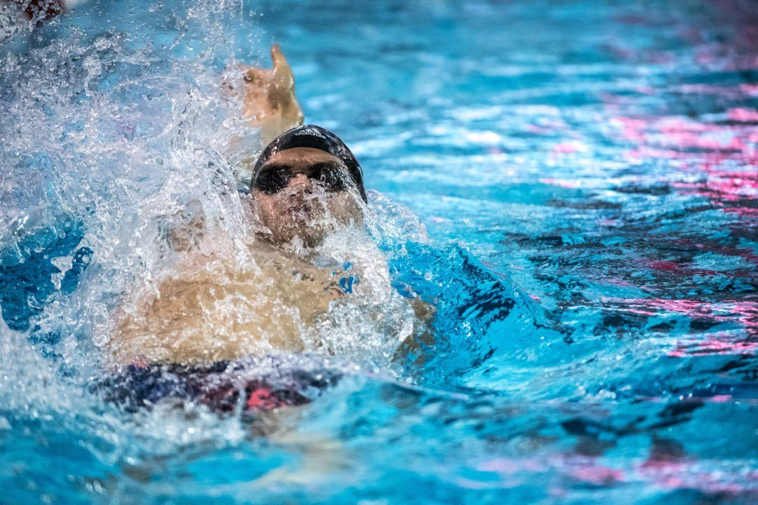 2018 TYR Pro Swim Series – Mesa: Andrew Scratches 100 Back on Day 2