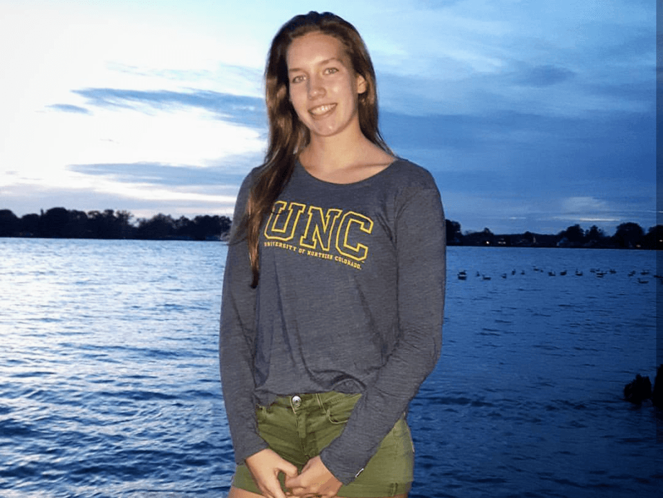 Northern Colorado Scores 2 Verbals: Nicole Depooter and Avery Dinnel