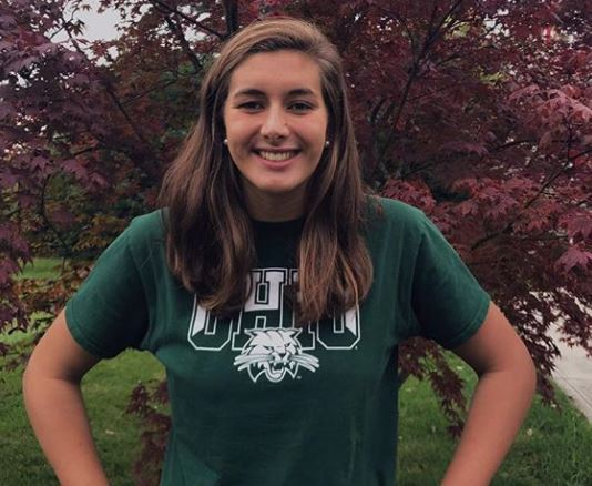 OHSAA Division I Record-holder Kendra Sheehan Commits to Ohio Bobcats