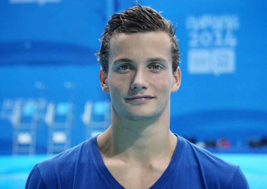 Multi-Event French NAG Record Holder Jean Dencausse Verbals to Queens