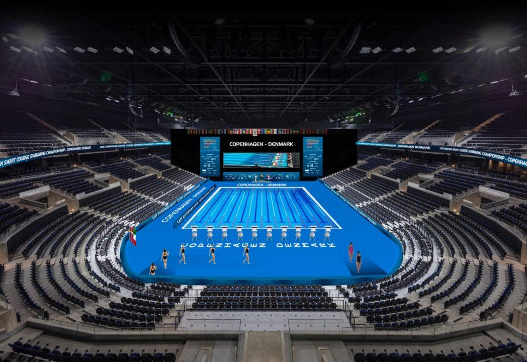 13 Days Until LEN European Short Course Swimming Championships