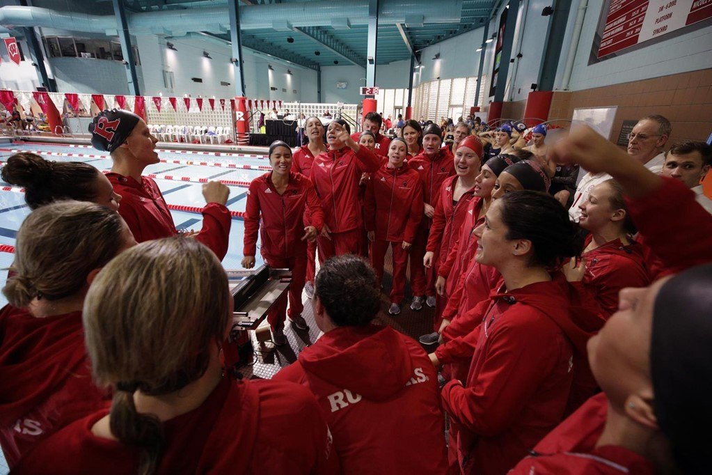 Rutgers Terminates Head Swimming Coach Petra Martin