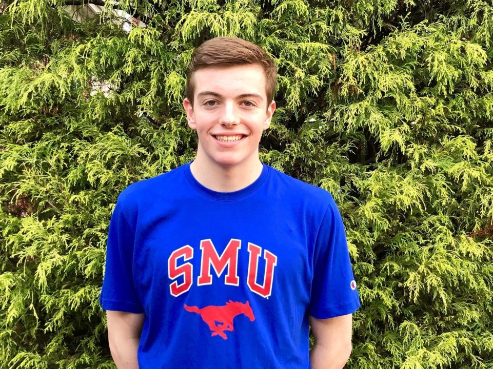 SMU Mustangs Secure Verbal Commitment from Connor Dalbo