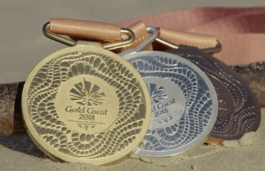2018 Commonwealth Games Medals Revealed