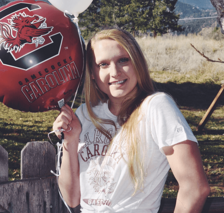 National Junior Teamer Kate Sanderson Commits to South Carolina