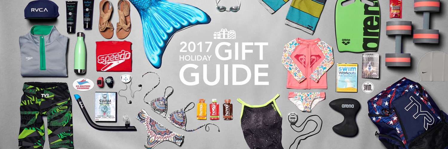 Holiday Gift Ideas For The Swimmer