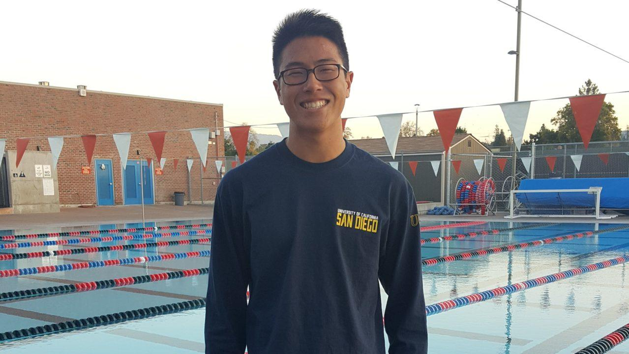 UCSD On a Roll: Reels in 2-Sport DACA Sprinter Nathaniel Lee
