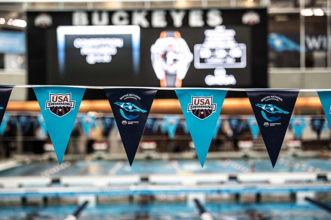 USA Swimming Opens Scholastic All-America Team to 9th Graders