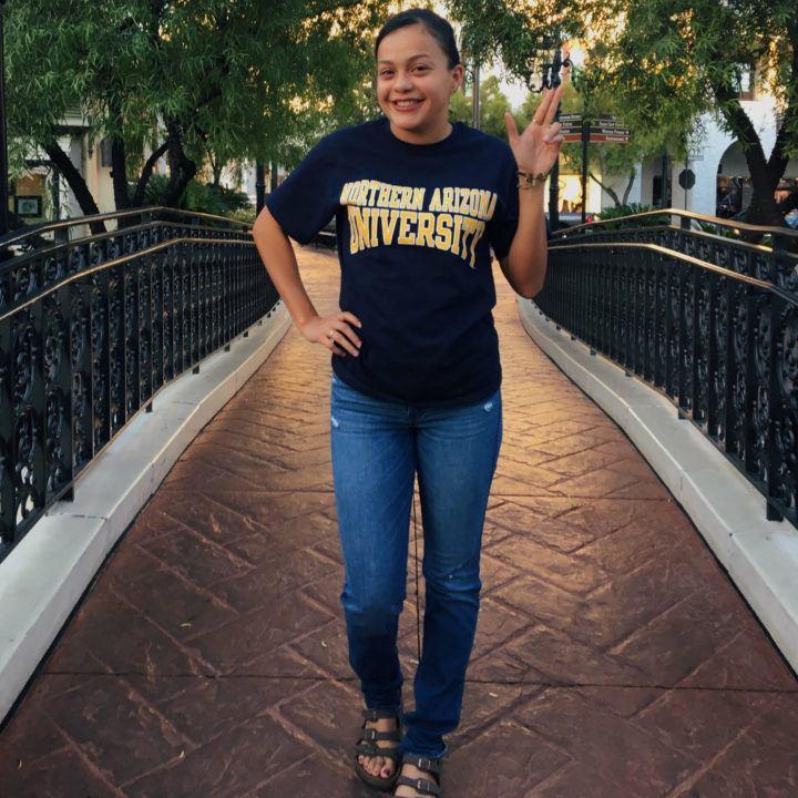 Nevada State Medalist Astrid Villeda Commits to NAU