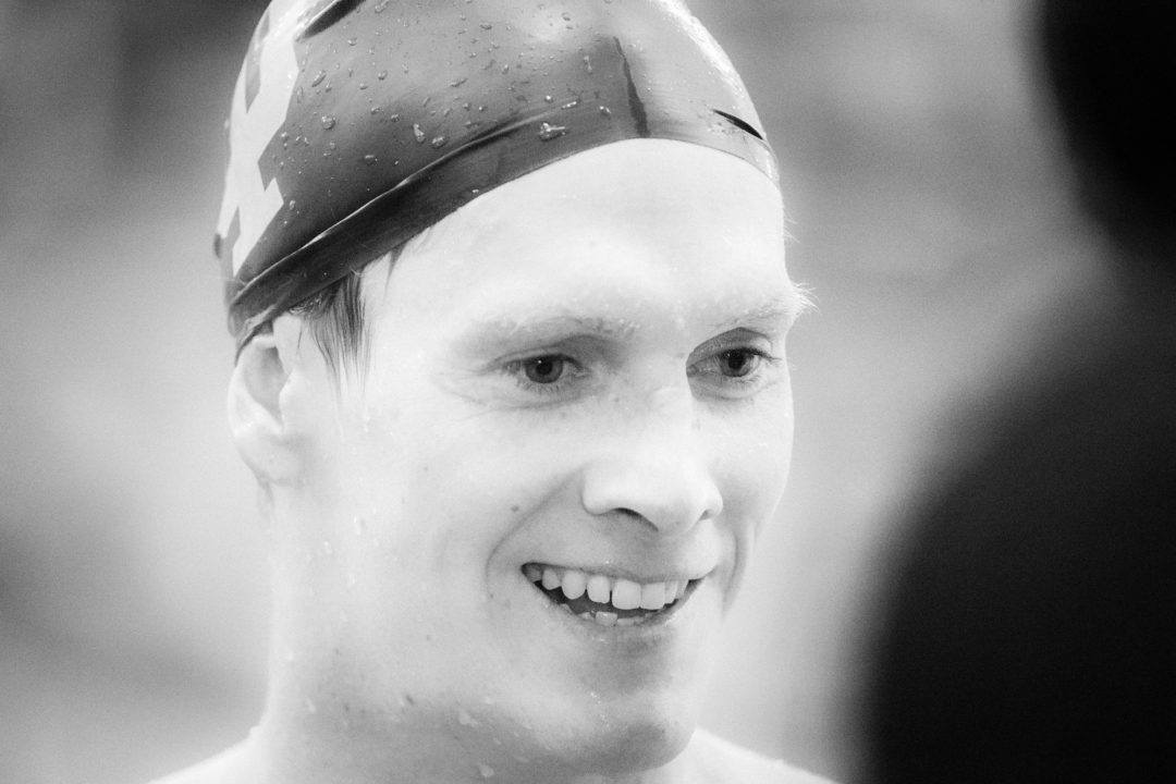 Race Video: Watch Zane Grothe Break American Record in 1650 Free