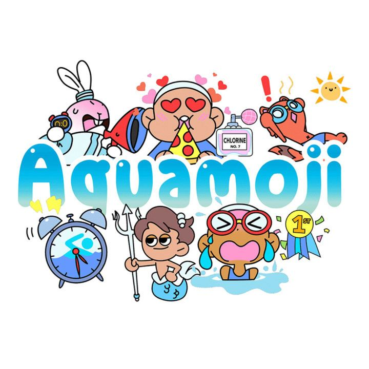 SwimOutlet.com Introduces Aquamojis For Your Iphone