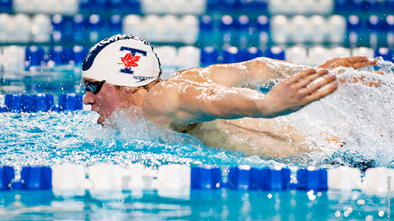 Osvald Nitski Named Top-8 USport Academic All-Canadian