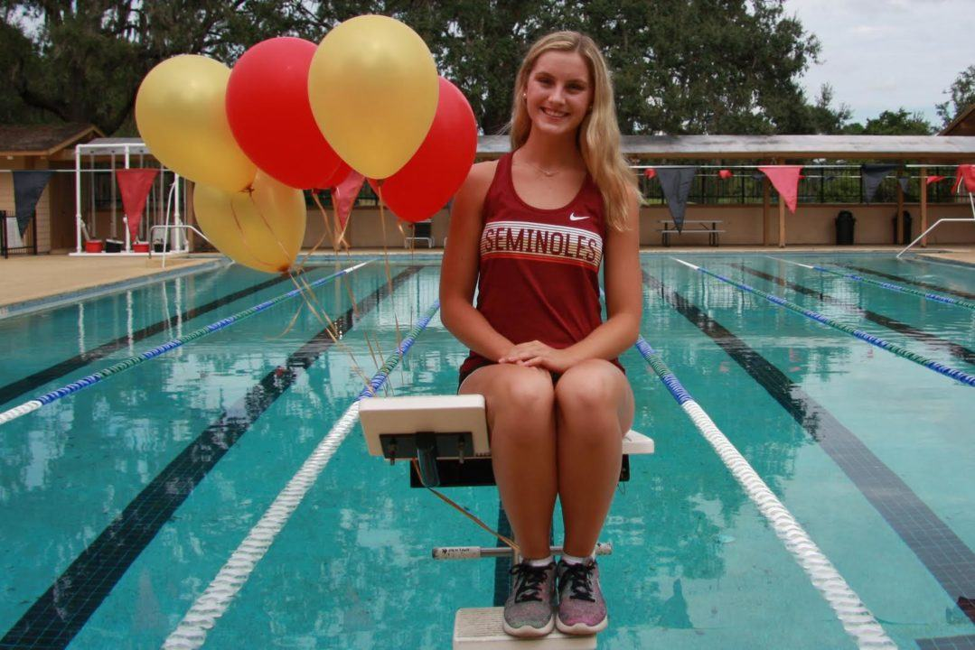 In-State Talent Klaudia Greer Commits to Florida State