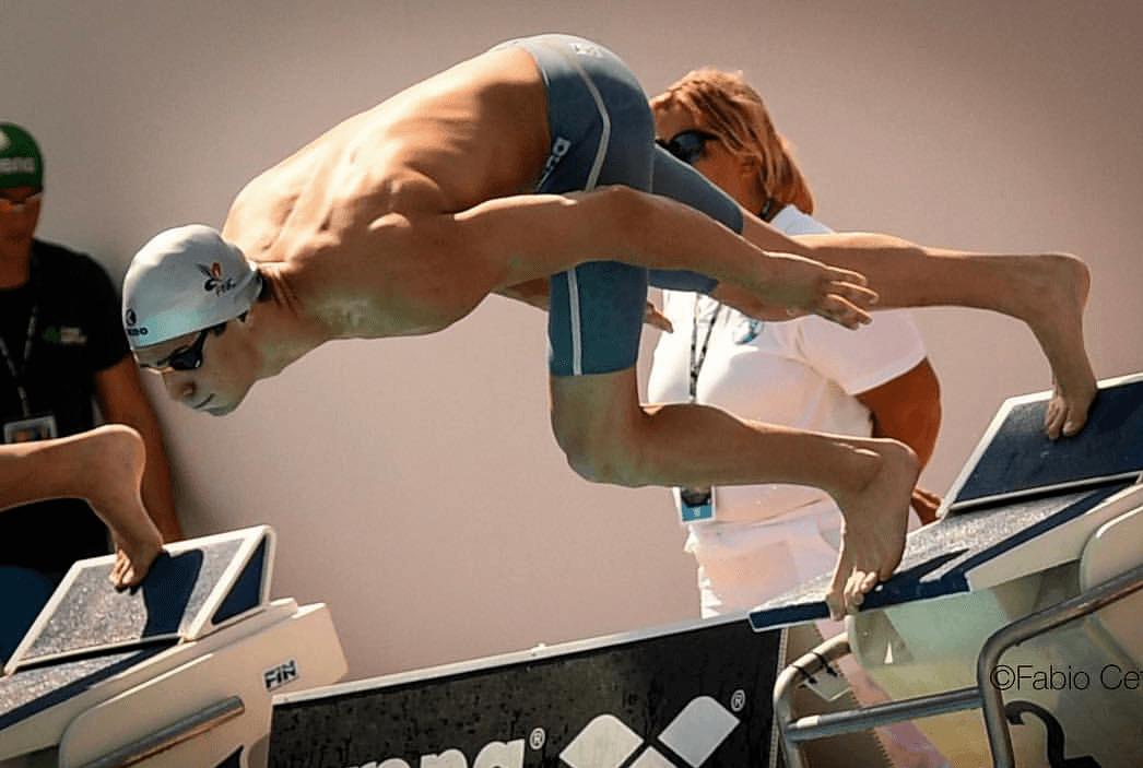 Lorenzo Zazzeri Breaks 22 For First Time in 50 Free at Italian Champs Prelims