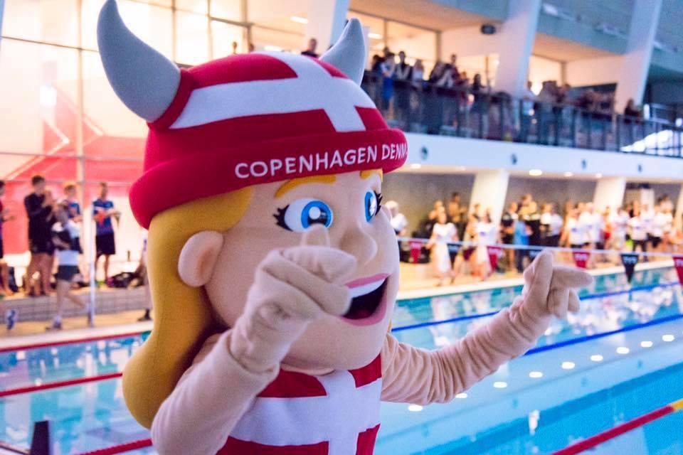 Verso Copenhagen-Scopriamo Dana, la mascotte di EUROSWIM 2017
