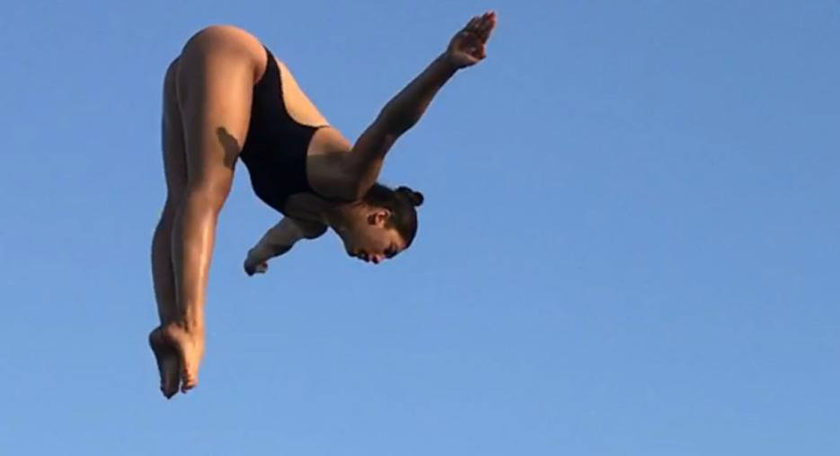 Pepperdine's Taylor Basin Named PCSC Athlete Of The Week