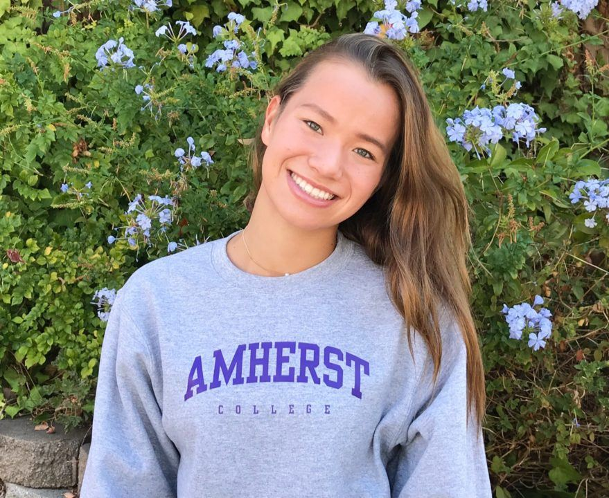 Amherst Secures Verbal Commitment from SCSC's Sophia Harrison