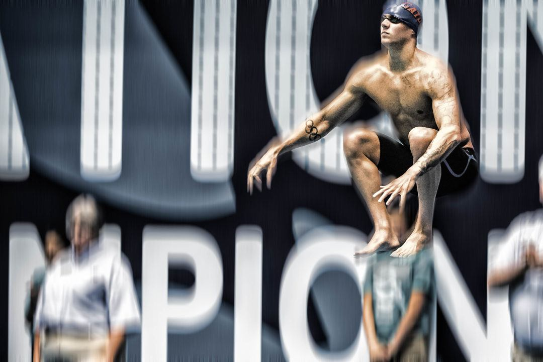 """Manuel Joins Dressel and Ledecky on Sports Illustrated's Annual """"Most Fit"""" List"""