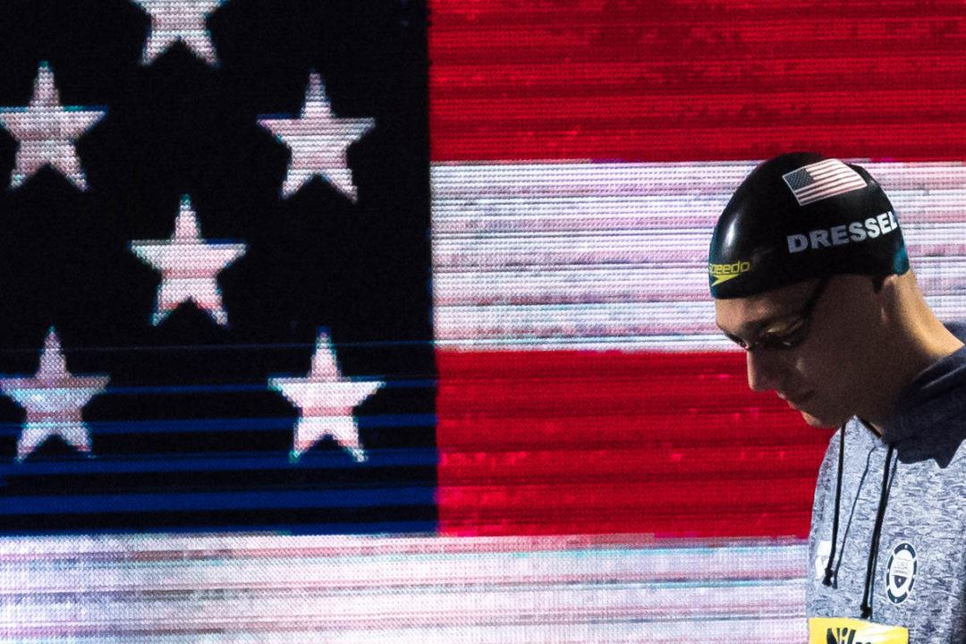 USA Swimming Releases Selection Procedure For 2018 Pan Pacs