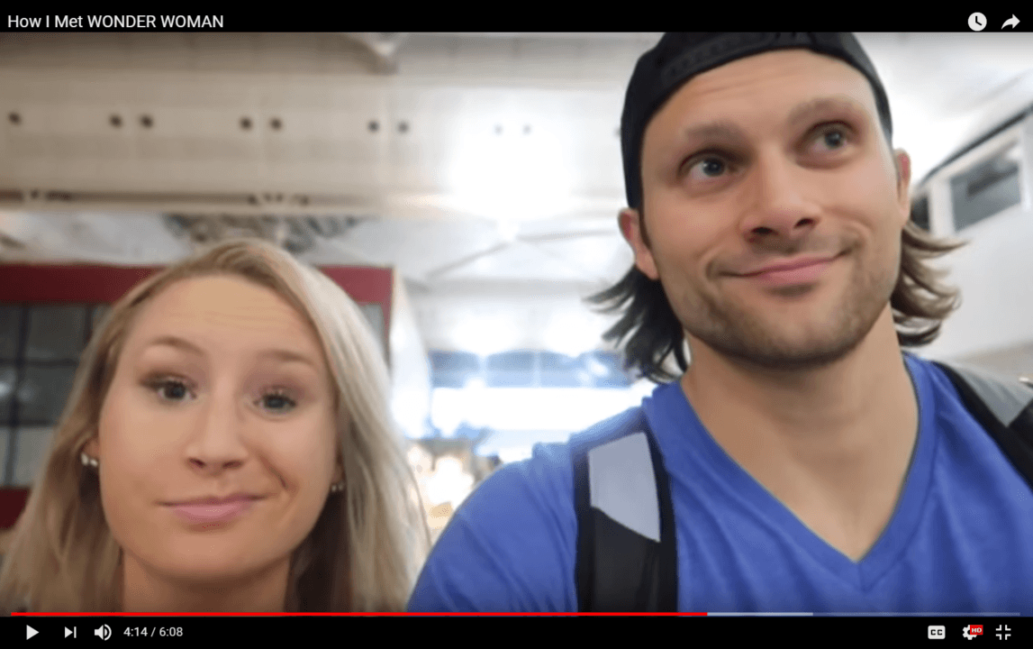 How Cody Miller Met His Wife (Layover Vlog)